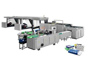 A4 Copy Paper Cutting and Packing Machine