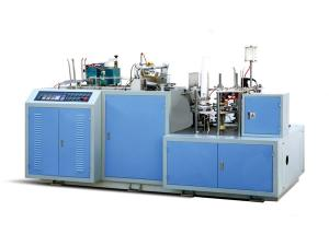 Paper Cup Sleeve Forming Machine