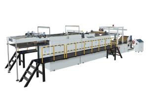 Computerized Sheet Cutting Machine HQD-1100CS-3