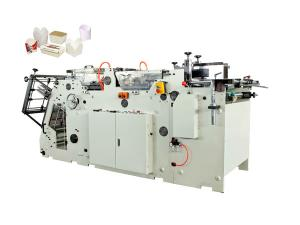 Carton Box Erecting Machine