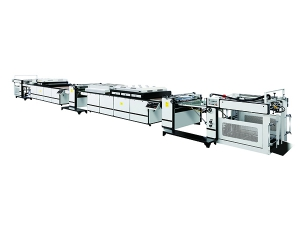 Automatic UV Coating Machine, SGZ-II-1200