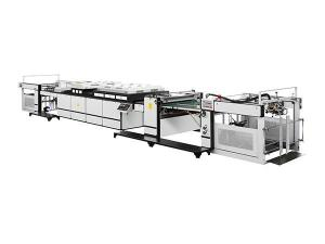 Automatic Paper UV Varnishing Machine, SE-1200