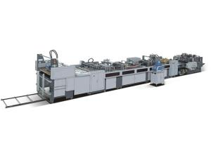 Paper Bag Forming Machine (Sheet Feeding), ZB1300B-1