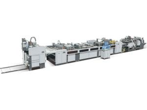 Paper Bag Making Machine (Sheet Feeding), ZB1200C-430