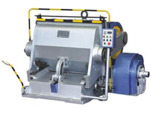 Creasing and Die Cutting Machine
