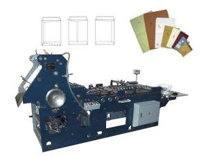 Automatic Big Size Envelope (Pocket) Making Machine