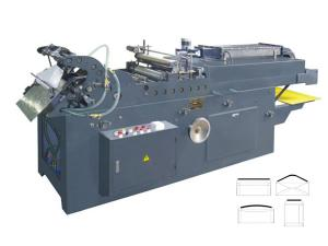 Automatic Envelope Flap Gluing Machine