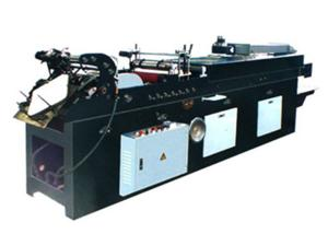 Auto Envelope Flap Gluing Machine