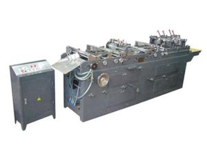 Self-sealing Envelope Making Machine