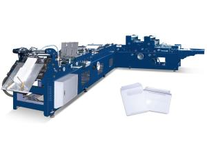 Automatic Express Mail Envelop Forming Machine