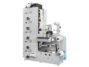 Label Flexographic Printing Machine