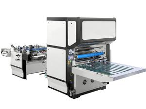 Multi-function Vertical Type Laminating Machine