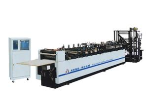 ZKZD-A600 Three Side Sealing Bag Making Machine