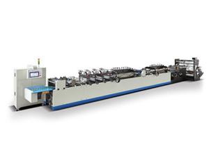 ZKZD-C400 High Speed Middle Sealing, Four Side Sealing, Side sealing Bag Making Machine