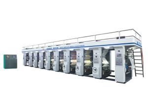 YAD-A2 Automatic Register Gravure Printing Machine