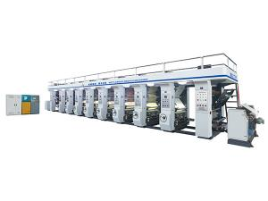 YAD-A3 Auto Register Rotogravure Machine (gravure printer)