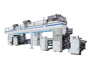 GF-A High Speed Dry Type Laminator