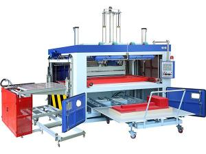 Plastic Sheet Vacuum Forming Machine, XSHYD Series