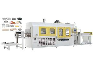 High Speed Vacuum Forming Machine, DXS Series