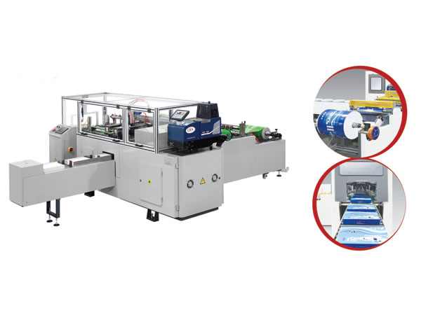 A4 Photocopy Paper Wrapping Machine