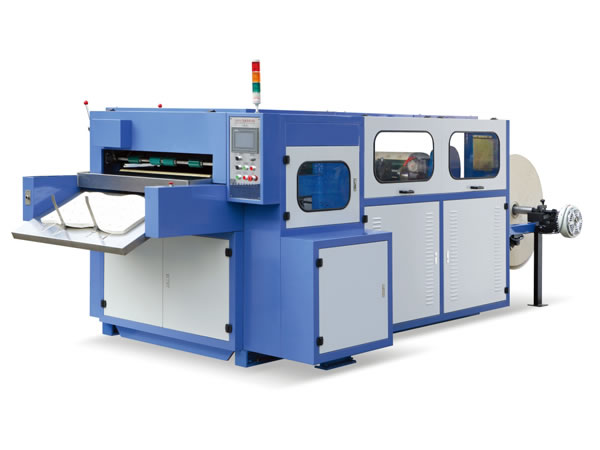 Reel Paper Die-cutting Machine (High Speed Automatic Type)