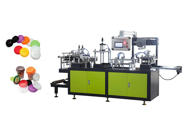 Plastic Lids Making Machine