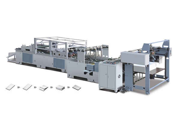 Paper Bag Forming Machine (Sheet Feeding), ZB1100A