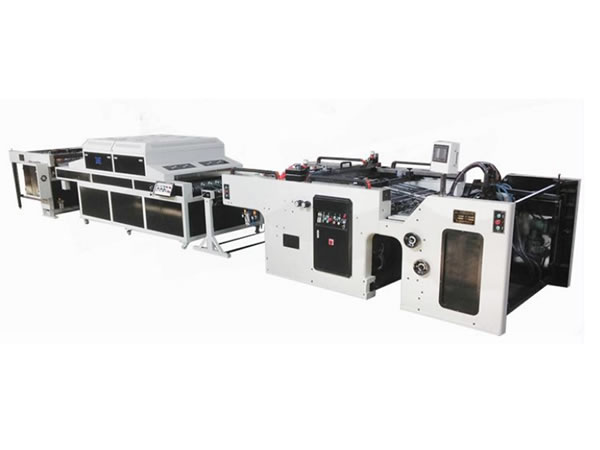XF Fully Automatic Cylinder Screen Printing Machine