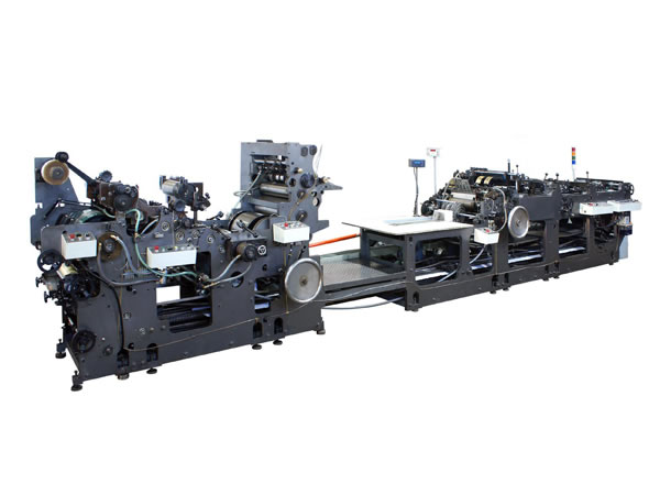 High Speed Automatic Envelope Making Machine