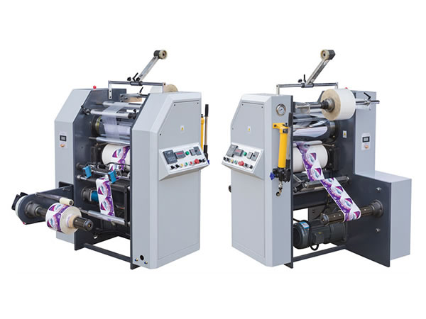 FM400 Narrow Type Thermal Laminating Machine (Roll to Roll)