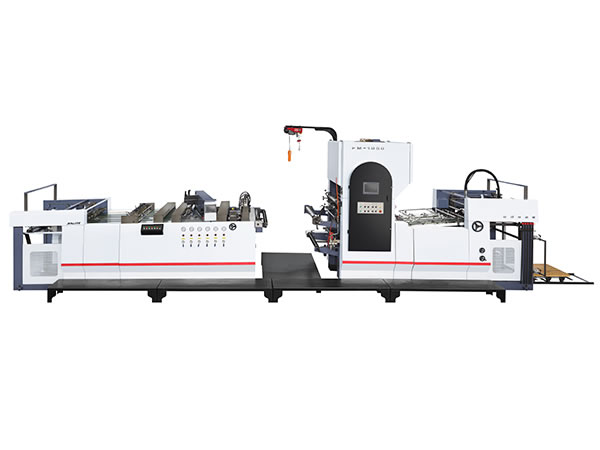 FM1050D Automatic Thermo Film Laminating Machine