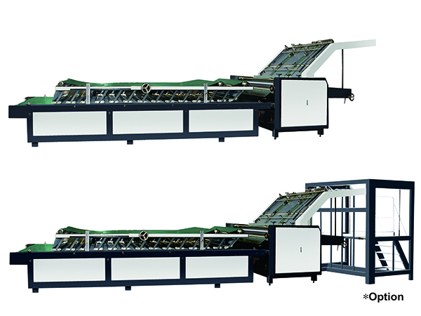 Semi-automatic Carton Laminating Machine