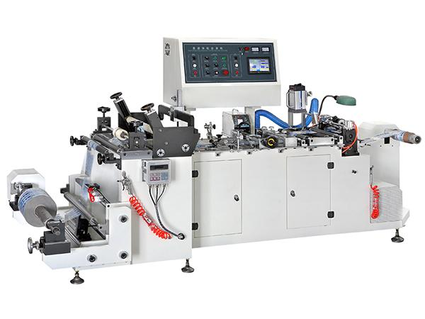 Shrink Sleeve Label Gluing Machine, GSHZ250 (Mold Adjustable)