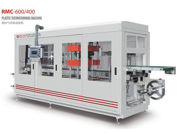 Plastic Thermoforming Machine, RMC-600/400