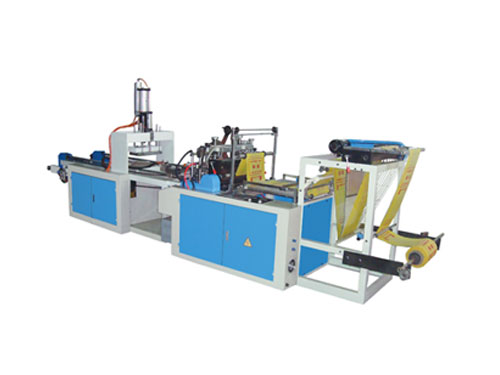 Computer Controlled Automatic Bag Making Machine