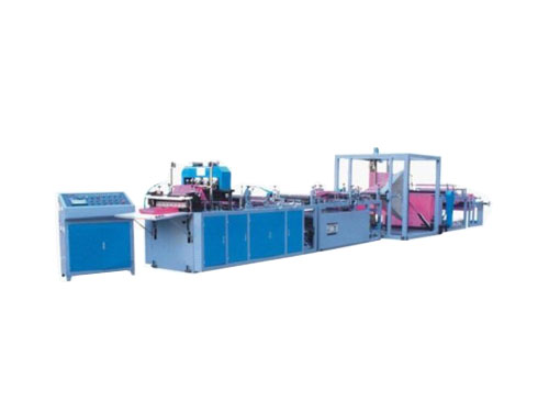 Computer Non-Woven Bag Making Machine